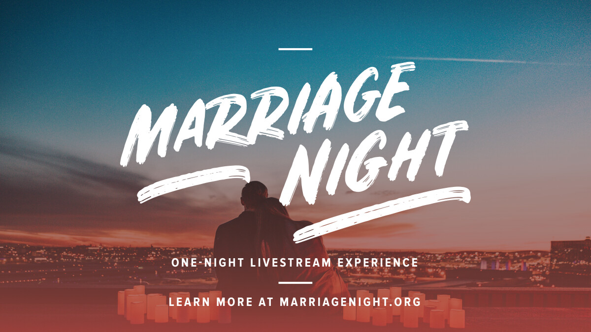 Marriage Night Simulcast