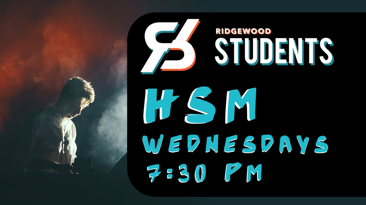 High School Ministry - Youth Group