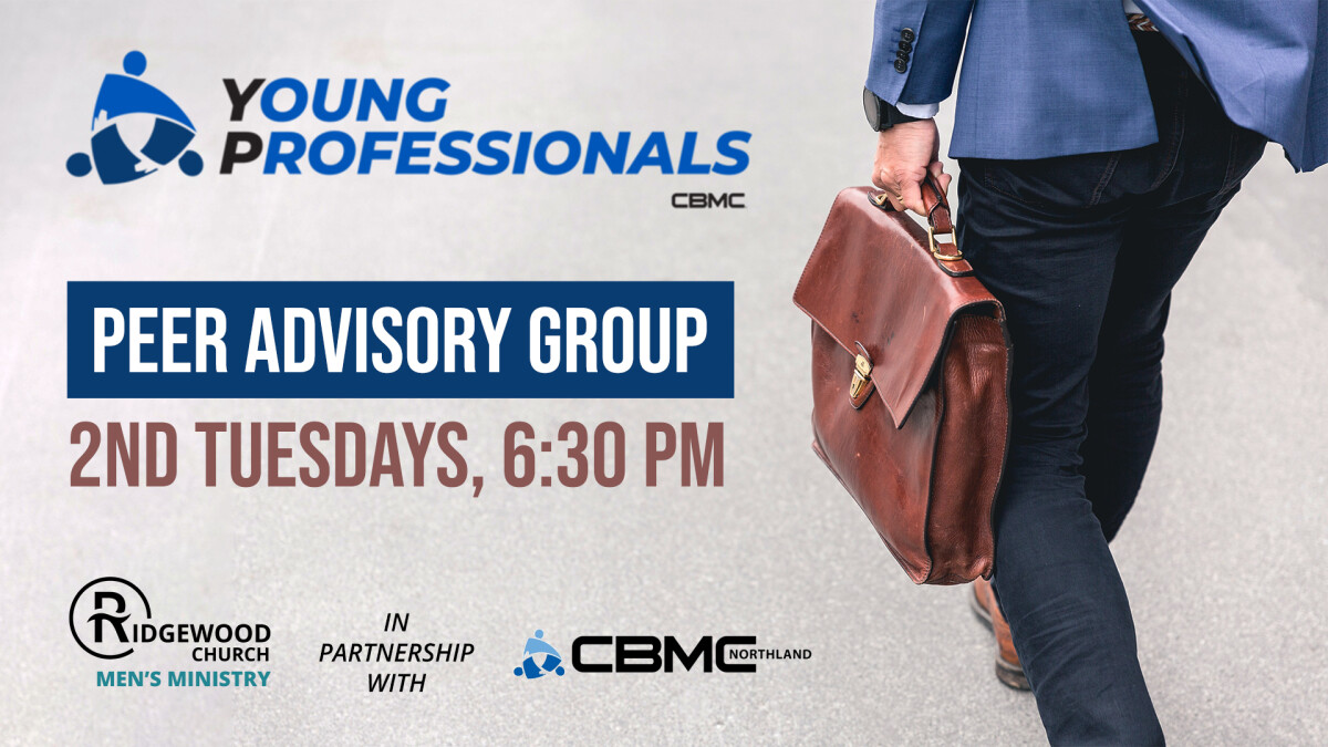 Young Professionals (Peer Advisory Group)