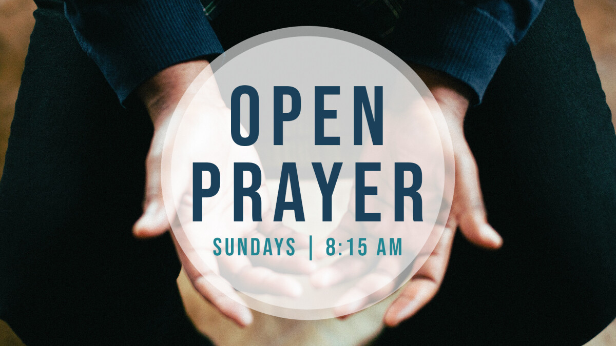 Open Prayer